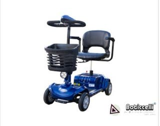 scooter para mayores eléctrico