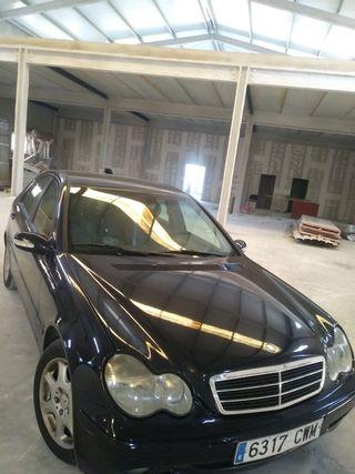Mercedes-Benz Classe C (204) 2001