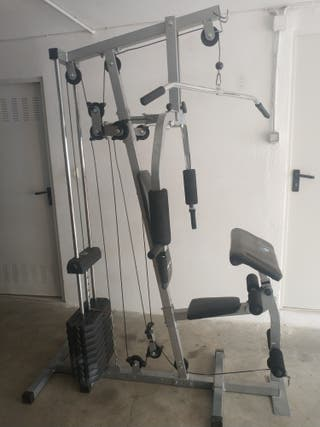 aparato de musculacion