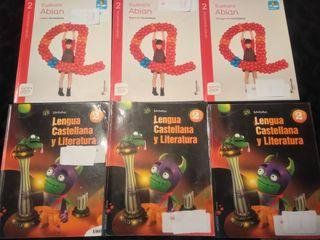 libros de 2 de primaria lengua y euskera
