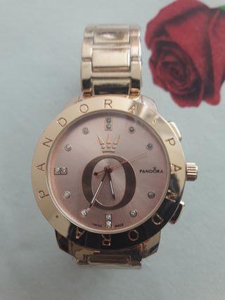 Reloj Pandora Color Oro rosado (Mujer))