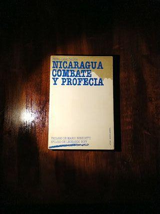 Nicaragua, Combate y Profecia - Pedro Casaldaliga