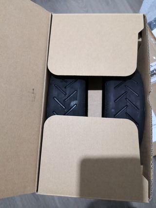 """4 ruedas cubiertas 8,5""""patinete xiaomi m365 y pro"""