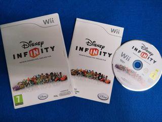 Wii - Disney Infinity + Portal Infinity