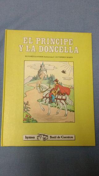 Libro El Príncipe y la Doncella