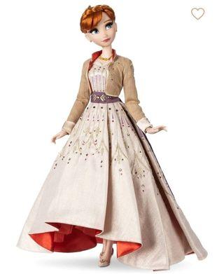 "Anna 17"" Saks Fifth Avenue 1000 Limitada Disney"