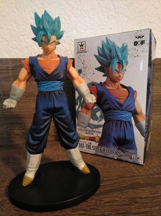 Figura Vegetto SSGSS Dragon Ball, Banpreso Dragon