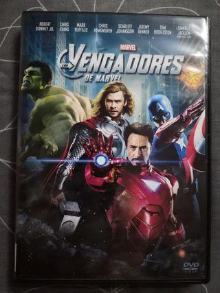 DVD VENGADORES