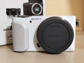 Sony nex 3n + objetivo + accesorios.