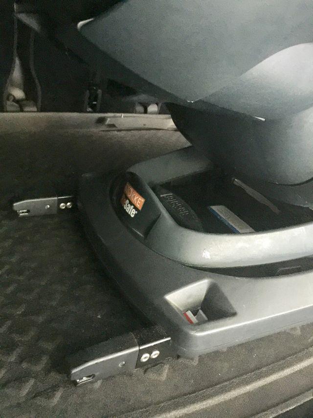 Stokke BeSafe silla coche base Isofix Maxicosi