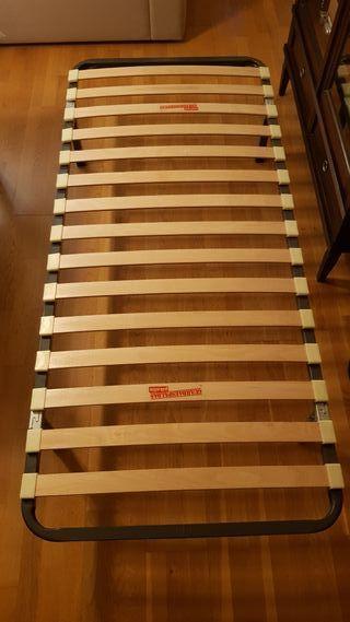 Somier láminas 80x180 cm