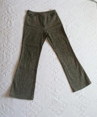 Pantalón mujer micropana