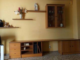 conjunto muebles pared o rincon