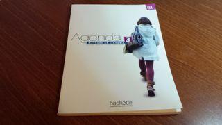 Libro de francés: Agenda 3, B1