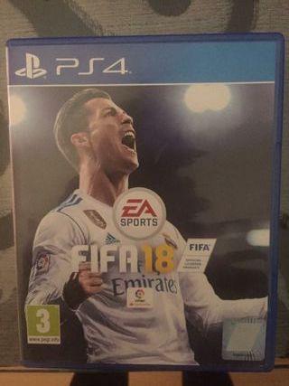 juegos FIFA 18+19