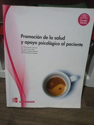 Promoción de la salud y apoyo psicologico al pacie