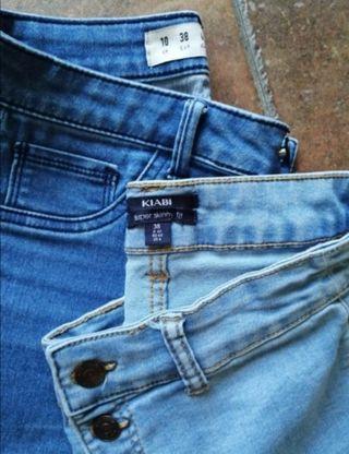 Pantalones mujer talla 38