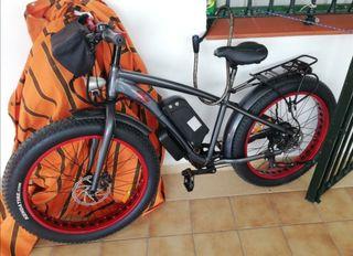 Bike Eléctrica 500W