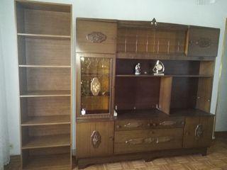 mueble de comedor antiguo