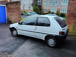 Peugeot 106 1993