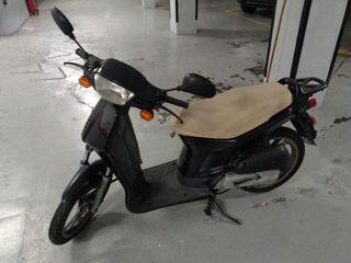 Honda Scoopy 49!!