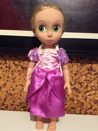 Muñeca Rapunzel Animator