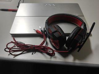 auriculares para Gaming nuevo