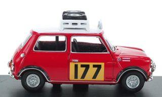 Mini cooper S monte carlo 1962 1:43