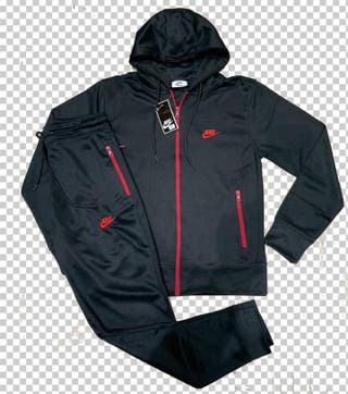 Nike polly full hoodie tracksuit brand new