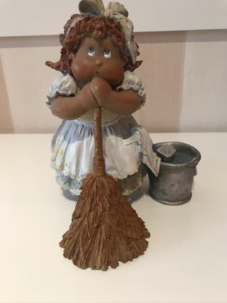 Figura muñeca Cuqui