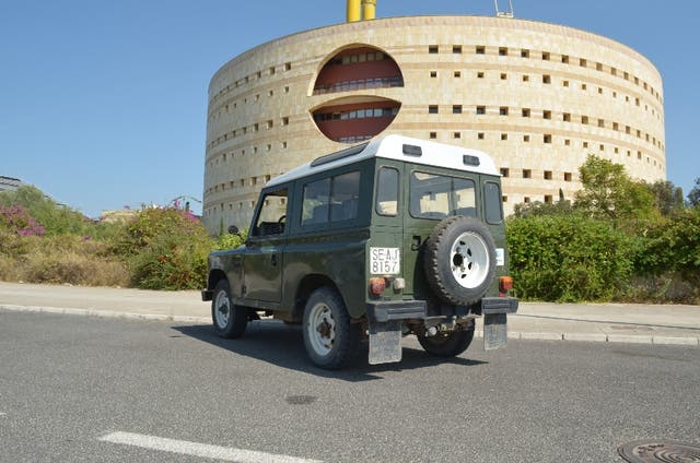 Land Rover Defender 1998