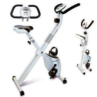Bicicleta estática step&go fitness