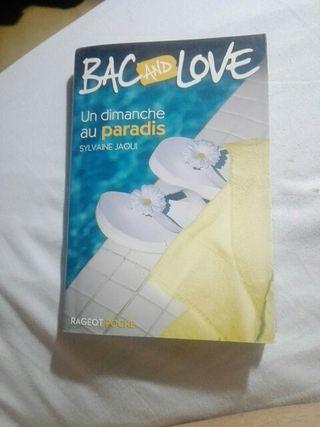 Libro en francés, Un dimanche au paradis