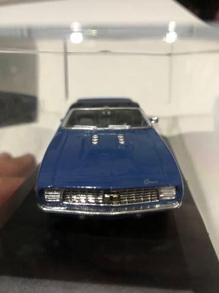 Chevrolet camaro ss 1969 cabriolet