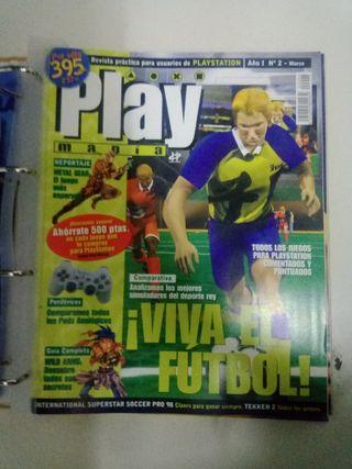 colecion de revistas ps2