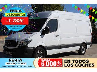 Mercedes-Benz Sprinter Furgón 311 CDI MEDIO 3.5T T. ALTO 84kW (114CV)