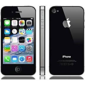 Apple iPhone 4S 16GB (Negro)