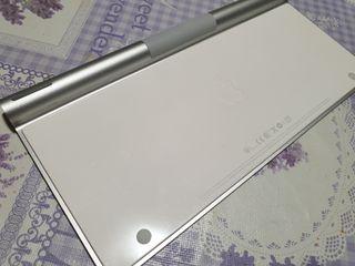 Tablet y teclado apple