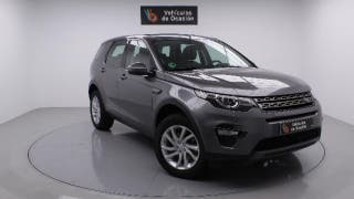 LAND ROVER DISCOVERY SPORT 2.0 TD4 150PS 4WD SE 5P
