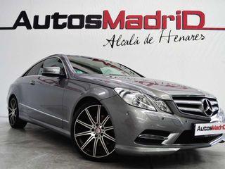 Mercedes Clase E Coupé E 220 CDI Blue Efficiency Elegance