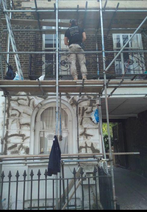 external painter,windows repairing
