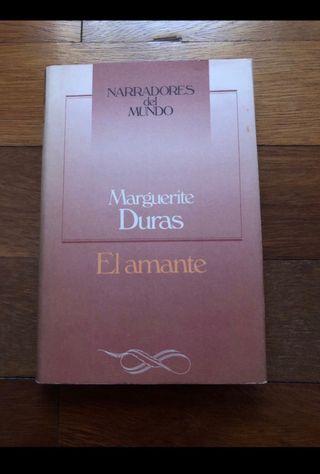 El amante, Marguerite Duras
