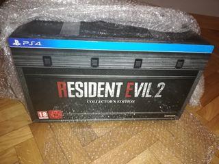 Resident Evil 2 Remake PRECINTADO PS4