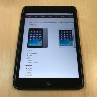 Apple iPad Mini 2 Retina WiFi + 4G