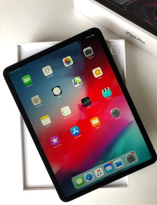 "IPAD PRO 11"" 64Gb + FUNDA + FACTURA"