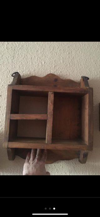 Mueble auxiliar mexicano