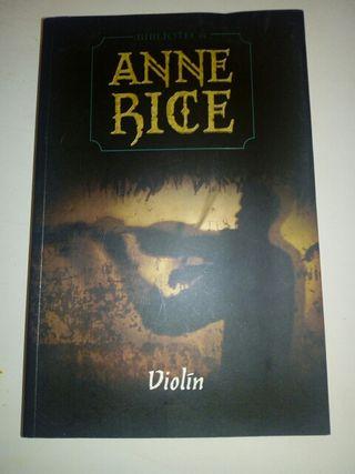 Libro Anne Rice