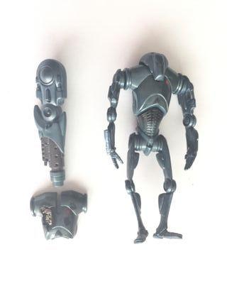 Kenner. Star Wars muñeco droids de la Federacion.