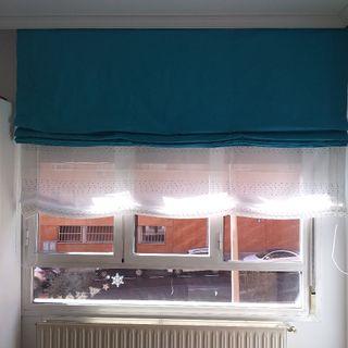 confección de cortinas