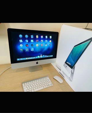 iMac 21,5/16GB/256GB FLASH/1TB HDD